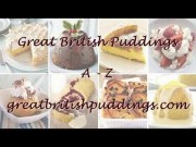 Great British Puddings A - Z